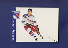 "Jean Guy Gendron 1994-95 Parkhurst Hockey ""56-57"" Reprint #88"