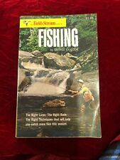 New listing 1966 Field and stream guide to fishing
