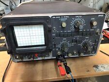 Philips  PM3234  -  Oszilloskop mit Speicherbildröhre