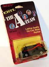 DTE 1983 CARD ERTL 1/64 THE A TEAM GMC VAN NIOP