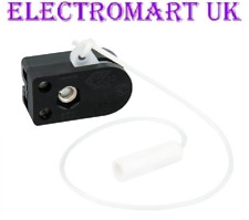 MINIATURE MINI PULL CORD SWITCH SIDE PULL ACTION WALL LIGHT 2 AMP 240 VOLTS