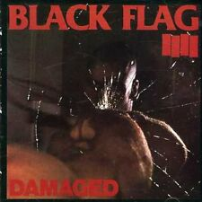 Damaged - Black Flag (1988, CD NEUF)