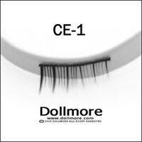 Dollmore OOAK BJD Supplies Doll eyelashes BK117-11