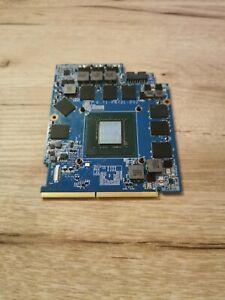 Nvidia Gtx 1070 8GB MXM 3.0 Laptop GPU