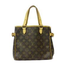 Authentic LOUIS VUITTON Batignolles Handbag M51156 Monogram Used Vintage LV