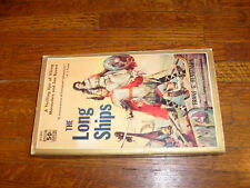 VINTAGE PAPERBACK: THE LONG SHIPS by bengtsson, VIKING MARAUDERS! 1957