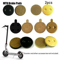 Scooter Accessories Skateboard Parts MTB Brake Pads For XIAOMI MIJIA M365