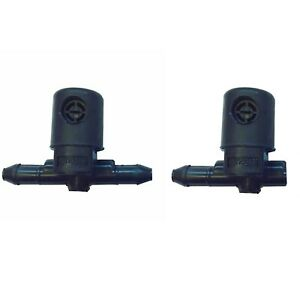 Pair Windscreen Washer Jet Upgrade for Astra G H Corsa D EAP™