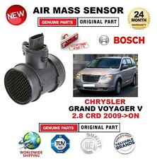 Per CHRYSLER GRAND VOYAGER V 2.8 CRD 2009-ON Sensore di massa d'aria 5 Pin con alloggiamento