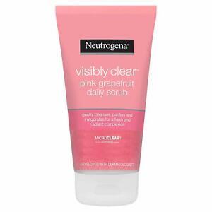 Neutrogena Visibly Clear Pink Grapefruit Daily Scrub - 150 ml