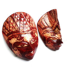 Vintage javanese mask