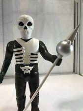 Play Toy 70's China Superman Super Inframan Specter Skeleton VINART Vinyl