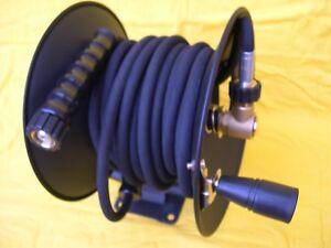 Profi - Schlauchtrommel + 10m Schlauch M22 für Kärcher Hochdruckreiniger