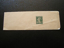 FRANCE - bande journaux entier (date 250) (Z5) french