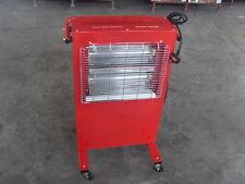 INFRA RED HEATER 240 V  CT108 HALOGEN HEATER RED RAD 2 year warranty