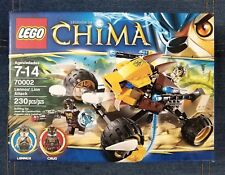 New Sealed Lego Legends of Chima Lennox' Lion Attack Crug Lennox 70002
