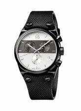 NEW Calvin Klein K4B384B6 Eager Chronograph Men's Watch UK SELLER