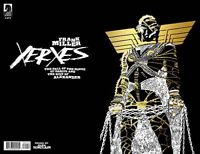 XERXES THE FALL OF THE HOUSE OF DARIUS AND RISE OF ALEXANDER #1 MILLER FOIL SDCC