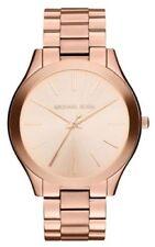 Relojes de pulsera Michael Kors de plata