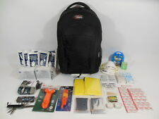 72 Hour Emergency Survival Kit 2 Persons Disaster Evacuation Zombie2 Bug out Bag