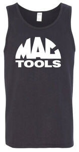 Mac Tools TANK TOP - Mechanics Automotive Parts Racing Garage