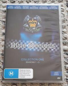 Blue Heelers DVD Collection One Part 2, Season 1, Region 4, 6 Discs Set