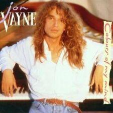 Jan Vayne Colours of my mind (1991)  [CD]
