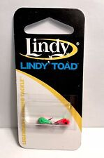 Lindy Toad #14 Hook Cht Green Glow/ Pink #LFTL1449