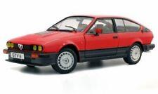 Alfa Romeo GTV6, rot, 1984  -1:18 Solido  *NEW*