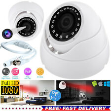 Full HD 1080P 2.4MP Sony CCTV Dome Camera Security Night Vision 3.6mm IR 18 Lens
