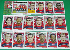 PANINI FOOTBALL FOOT 2004 STADE RENNAIS RENNES COMPLET FRANCE 2003-2004