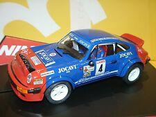 stqx) Ninco 50371 PORSCHE 911 CARRERA JOCAVI Antonio Zanini - slot 1:32
