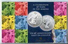 1952-2012 Canada Queen Elizabeth II $20 Silver Commemorative Coin - JX756