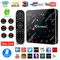 X88 Pro+ Android9.0 4G 64/128G Octa-Core 2.4G+5G Wifi BT4.0 Top Media TV Box