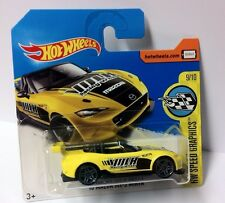 Hot Wheels 2017 `15 Mazda MX-5 Miata HW Speed Graphics NEU / OVP