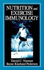 Nutrition and Exercise Immunology (Nutrition in Exercise and Sport)-ExLibrary