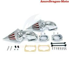 For Suzuki Boulevard M109 All Years Spike Air Cleaner Kits Intake Filter