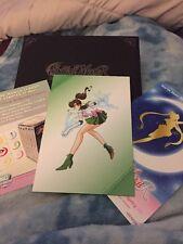 Sailor Moon R Movie: Special Premiere Character Card Jupiter Makoto Kino