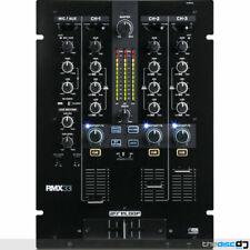 Reloop RMX-60 4-Channel Pro Professional Digital Club DJ Mixer Effects FX RMX60