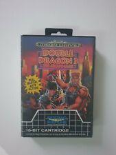 SEGA Mega Drive Double Dragon 3 CIB Nintendo