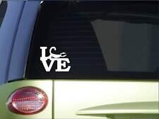 "Scorpion love sticker *H169* 6"" vinyl desert decal"
