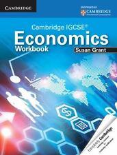 Cambridge Igcse Economics Workbook (cambridge International Examinations): By...