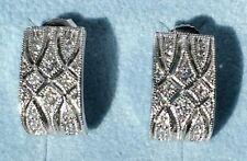 Tacori Epiphany Earrings for Diamonique New