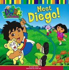 Meet Diego! (Dora the Explorer 8x8 (Quality))