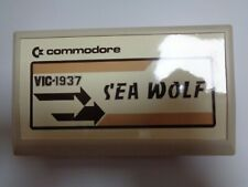 COMMODORE VC-20 / VIC-20 --> SEA WOLF (VIC-1937) / CARTRIDGE
