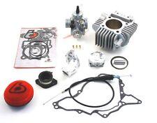 143cc Bore Kit & Mikuni VM26mm Carb Kit - KLX DRZ 110 143