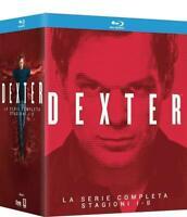 Dexter Collection - Serie TV Completa - Stagioni 1-8 - Cof. 32 Blu Ray - Nuovo