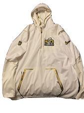 Super Bowl 50 Nike Media Day Players Jacket. Size XL NEW RARE