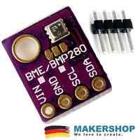 BME280 Temperatur Sensor Luftdruck Feuchtigkeit I2C 5V Barometer Arduino Digital