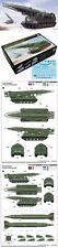 Trumpeter 1:35 01024 Ex-Soviet 2P19 Launcher w/R-17 Missile Model Military Kit